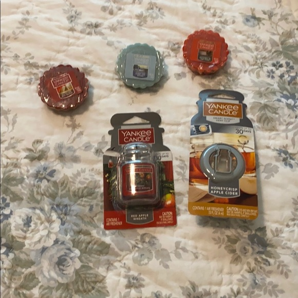 Yankee Candle items